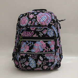 NWT Vera Bradley Campus Backpack Alpine Floral